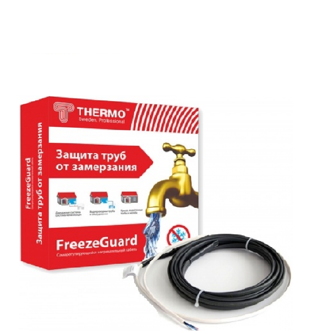 Кабель греющий Thermo FreezeGuard 2м 15Вт/м
