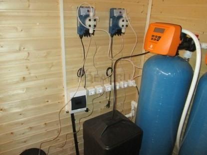 автоматические клапаны промывки