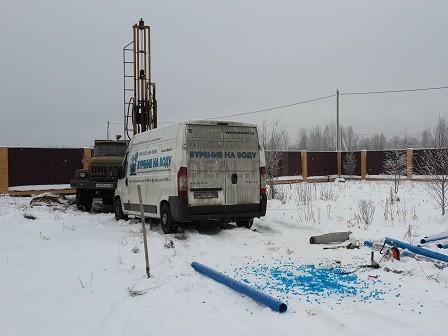 бурение скважины в Приозерском районе
