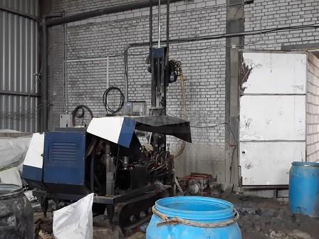 бурение скважины для производства