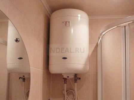 установка проточного водонагревателя