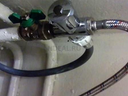 гибкая подводка к стиральной машине