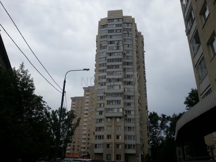 20-ти этажный дом
