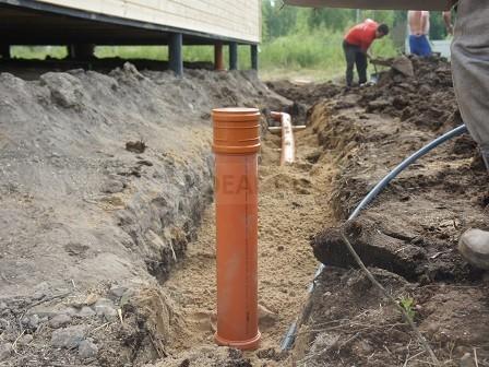 канализационная ревизия