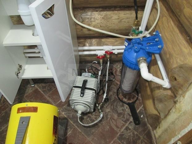 компрессор для продувки труб