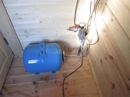 заведение скважины в дом