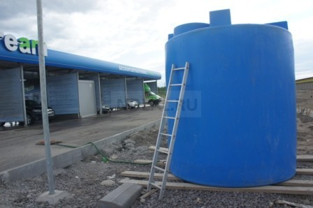 водоснабжение для автомойки
