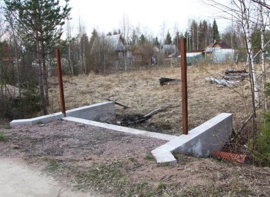 обустройство бетонных откосов