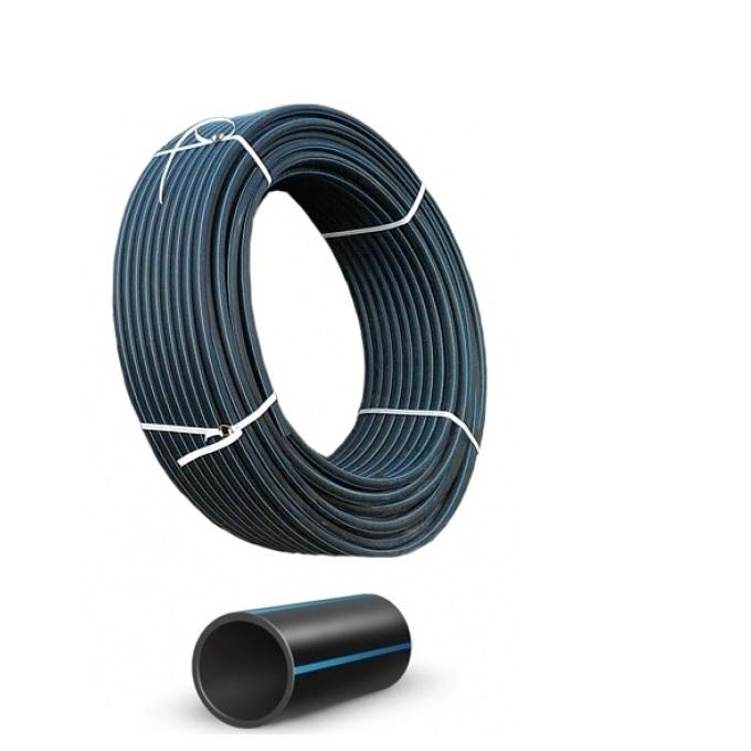 Труба ПНД ПЭ-100 для систем водоснабжения 40 мм