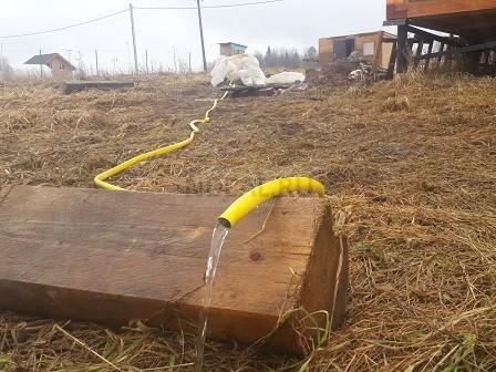 чистая вода в Выборгском районе