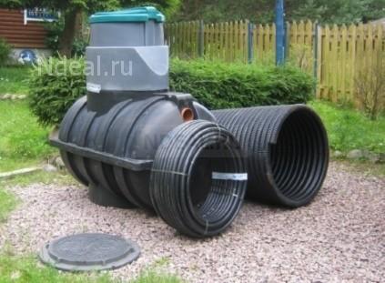 что входит в цену канализации