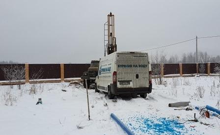 бурение скважин в Приозерском районе в Ленинградской области