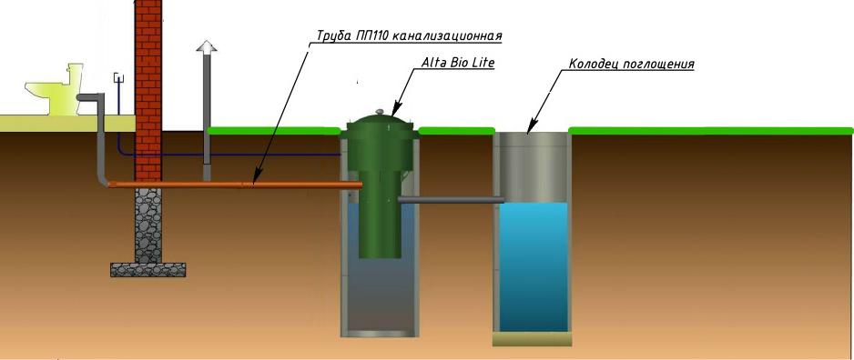 как происходит процесс очистки в альта био