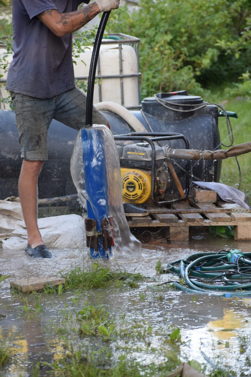 промывка скважины Приозерский район
