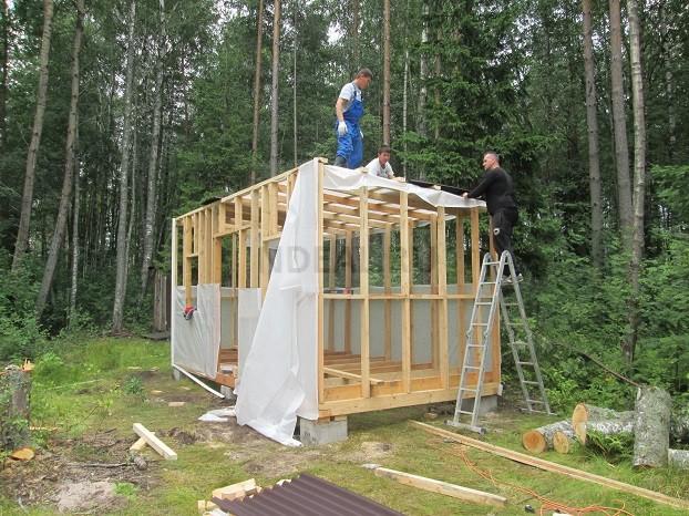 проверка герметичности ветроизоляции