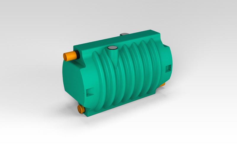 Биофильтр «ROSTOK» для септика мини